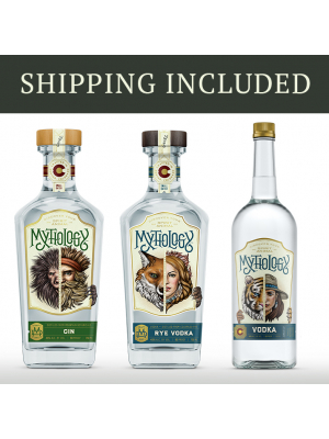Gin & Vodka Bundle: Needle Pig, Chatter Wolf, Jungle Cat