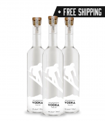 Potato Vodka 3 Bottle Package - FREE SHIPPING