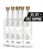 Potato Vodka 6 Bottle Package  - 10% OFF & FREE SHIPPING